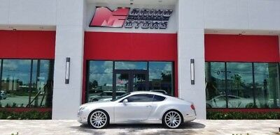 2012 Bentley Continental GT  2012 CONTINENTAL GT - MULLINER PACKAGE -FORGIATO WHEELS  - AMAZING