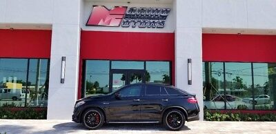 2016 Mercedes-Benz GL-Class  2016 GLE 63 AMG S COUPE - OVER $118K MSRP NEW - ONLY 10,000 MILES