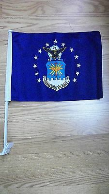 United States Air Force Car Flag