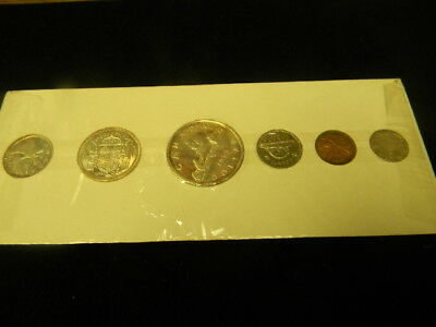 1955 Canada Canadian Proof Like In The Original Packaging Rare (6300 Sets) $499