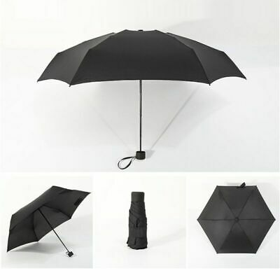 180g Mini Folding Umbrella Pocket Parasol Rain Anti-UV Portable Travel Umbrella