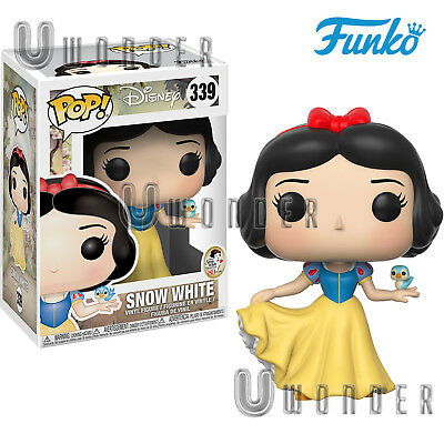343 Funko POP Vinile Disney Snow White /& I SETTE NANI Sleepy Figura Modello N