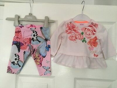 Baby Girls Ted Baker Clothes Age 0/3 Months