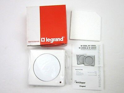 New Legrand Wattstopper W-1000A Ultrasonic Occupancy Sensor 1000 ft Coverage