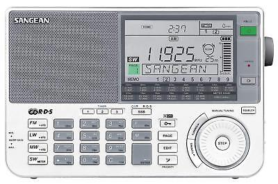Sangean ATS-909X Portable Stereo (World Receiver)