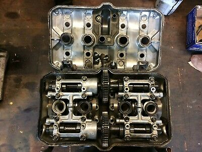 Honda CBR400 NC23 Used Camshafts with FREE Cylinder Head etc NC23E-1010604