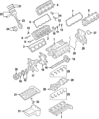 2006 6 0 Powerstroke Icp Sensor Location