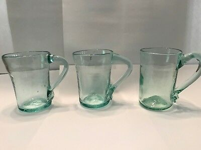 Free blown mugs 3 by Allie Clevenger.