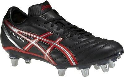 Asics Men`s Lethal Charge 8 Stud Rugby Boots UK 6 - 14