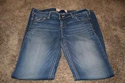 Hollister Medium Wash jeans size 5S