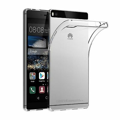 Cover Case Soft Silicone Transparent For Huawei G7 G8 Y635 P8 Mate S Ultrathin