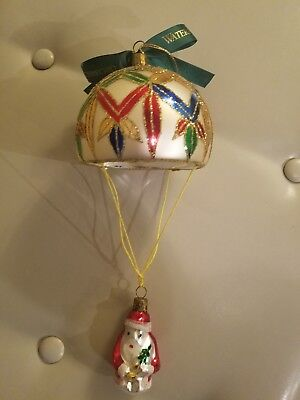 waterford santa with a parachute