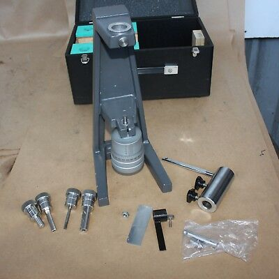SHIMADZU SC 25B CALIBRATION DEVICE DISPLACEMENT 25MM No. 600353-12