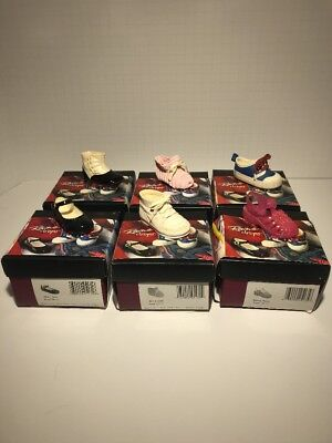 LOT OF 6 Raine Drops Kids Baby Just the Right Shoes by Raine  RARE **