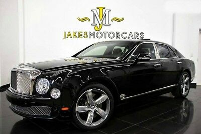 2014 Bentley Mulsanne ~$344,660 MSRP!~ PREMIER SPECIFICATION~5500 MILES! 2014 BENTLEY MULSANNE ~ $344,660 MSRP!~ ONLY 5500 MILES!~ 1-OWNER~ PREMIER SPEC.
