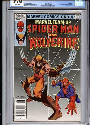 Marvel Team-Up #117 CGC 9.8 White Pages Wolverine
