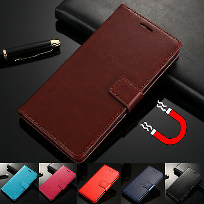 👍For Meizu M6 M5 M5C/S M3S M2 Note M1 Magnetic Leather Wallet Stand Case Cover