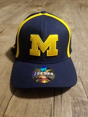 1eff629c7 new arrivals michigan wolverines jumpman hat 45e56 9fb48