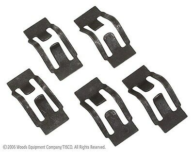 C7NN8A067A - Radiator Grill Cips (5) Ford 2000 3000 4000 5000 7000 Tractors