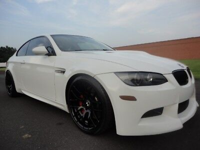 2011 Bmw M3 M3 Competition Package 2011 Bmw M3 E92 E90 V8 Competition Pkg Dct 4 Brand New Tires We Finance/shipping