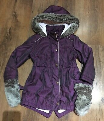 Ted Baker Girls Coat Age 3-4 Years