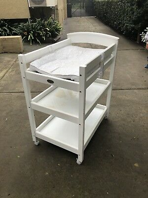 Bertini Baby Change Table
