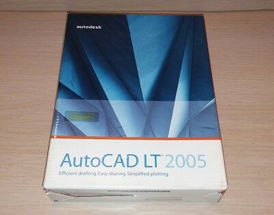 Autodesk AutoCAD LT 2005 - Upgrade Version - Windows