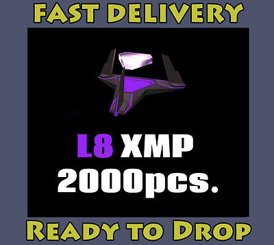 INGRESS XMP L8  2000pcs. # Ingress v1.0 & PRIME Valid Items #