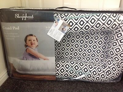 Sleepyhead Grand Mod ( 8-36 ) months Sleeping. Baby Pod RRP £230.00 New