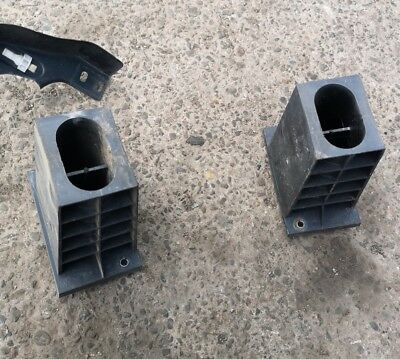 Citroen C4 Grand Picasso Front Left & Right Impact Absorbers 9658842580