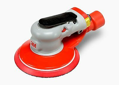 "1-Each 3M 28502 Ro Sander Elite 6"" Central Vacuum 5/16"" Orbit"