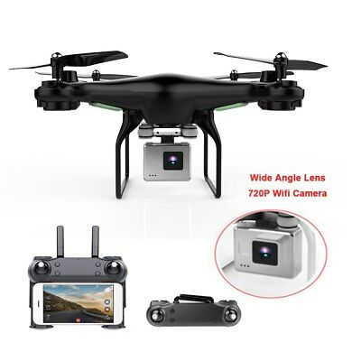 Upgrate New Drone With Camera 720P HD 0.3W White Hover Helikopter VS SYMA X52 Dr