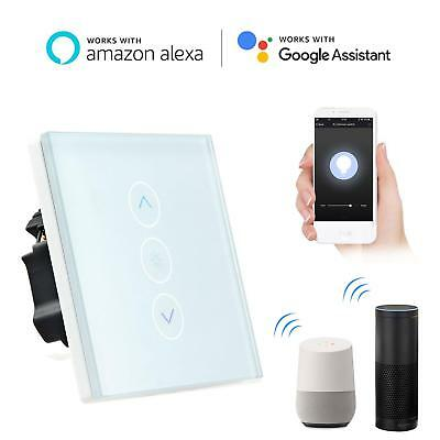 New Touch Control WiFi Smart Light Dimmer Switch For Dimmable light Alexa Google