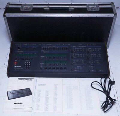 Oberheim Xpander XP-1  (Matrix 12 Desktop) 6 Voice Analog