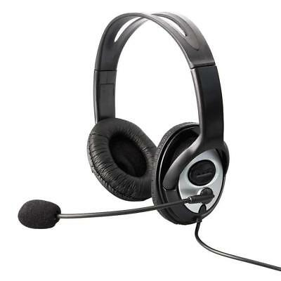 Dynamode DH-660-USB USB Powered Skype Compatible Headphones With Microphone