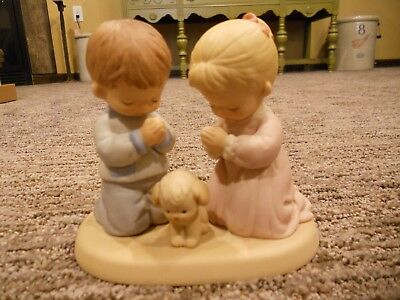 Vintage 1989 Enesco Memories of Yesterday Joy To You At Christmas