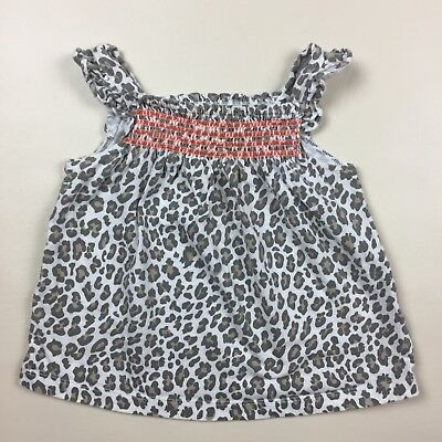 Carter's Baby Girl Top Size 24 Months 106