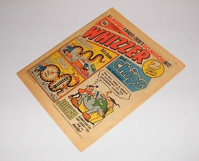 Whizzer and Chips, 2nd February 1980 issue - Vintage Retro Comic -  Buster - s_4
