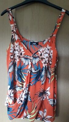 Ladies Size 12 Clothes Bundle of 8 tops - lots bnwt holidays summer party