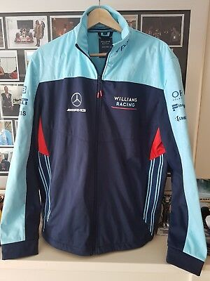 F1 Williams Racing 2018 Team Issue Size large