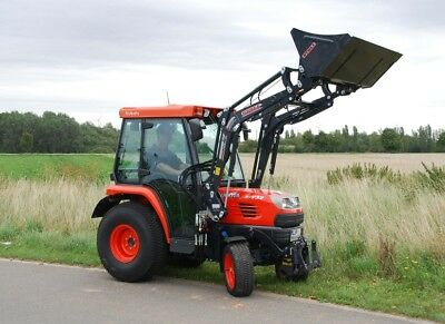 Kubota STV32, STV36 & STV40 Tractors - Workshop Manual PDF CD