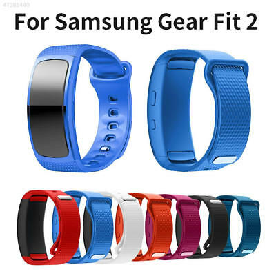 092A Silicone Replacement Watch Band Strap For Samsung Gear Fit 2 SM-R360