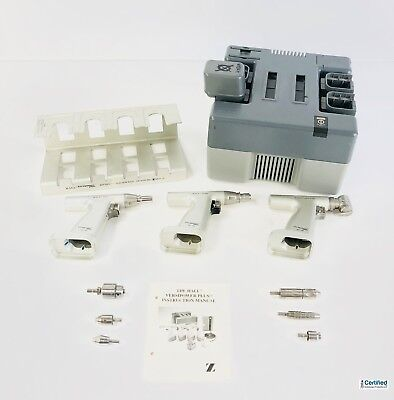 Hall Zimmer VersiPower Plus Drill Set w/Charger, Battery, Attachments