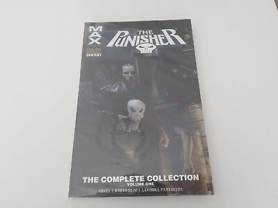 The Punisher Max The Complete Collection (Volume 1) TPB Garth Ennis Marvel