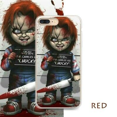Horror For Samsung Galaxy S7/S9/S8/Plus/Note 8 A5 A8 Shockproof TPU Case Cover