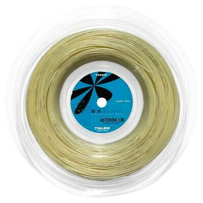 Toalson Asterisk 16 1.30mm Tennis Strings 200M Reel