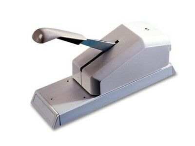Addressograph Bartizan 871 Pump Handle Imprinter w/ Plate Anvil (871-401-001)
