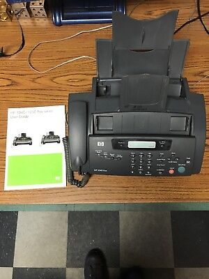 Hp 1040 Inkjet Fax Machine Print/scan/fax And Phone