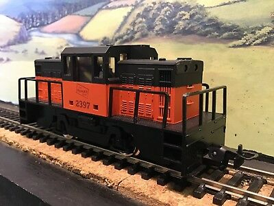 Mehano T037 Centre cab Diesel Switcher Milwaukee Road #2397 Boxed