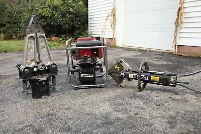 Hurst JL-32B Spreader 5000 psi- Fire & Rescue Department Issued- Jaws Of Life